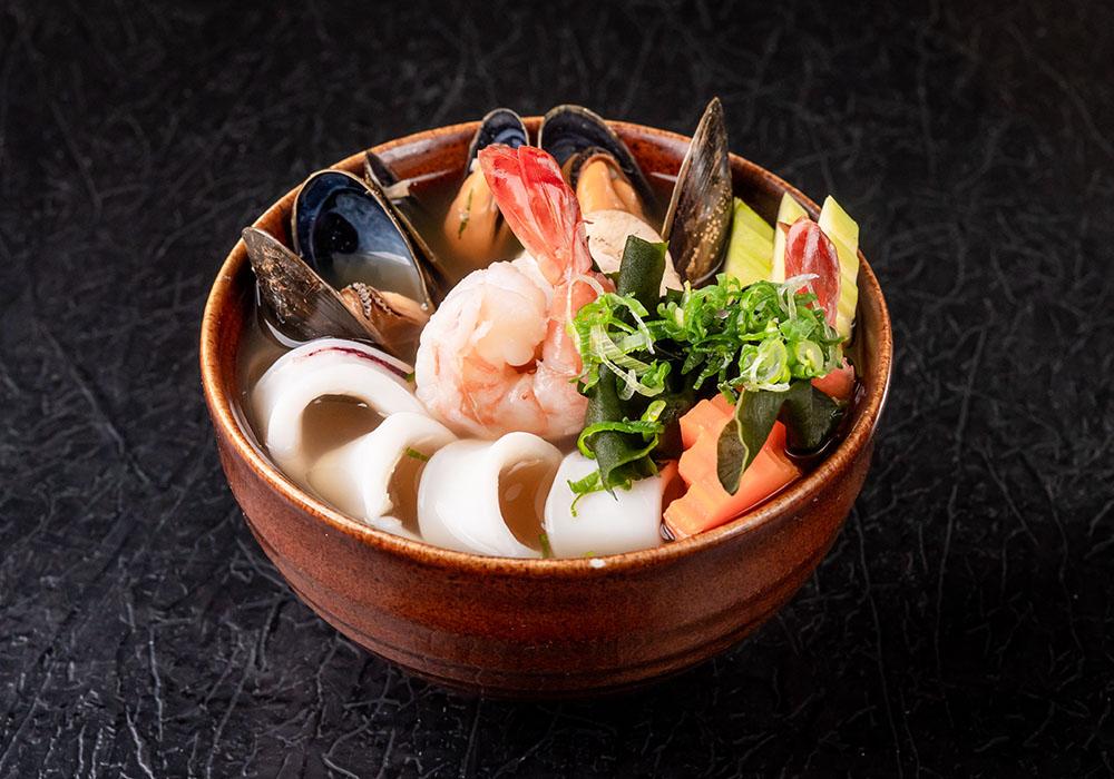 מרק פירות ים